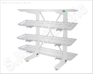 Cantilevered Body Racks