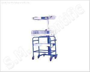 Baby Bassinet Phototherapy Unit