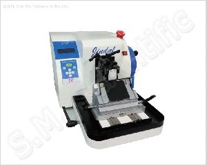 Semi Automatic Microtome (