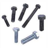 Mild Steel Hexagon Bolts