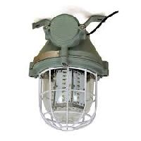 flameproof light fitting