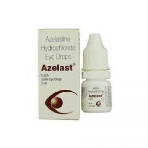Azelastine Hydrochloride Eye Drops