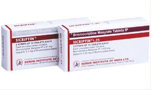 Bromocriptine Capsules