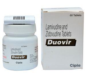 Lamivudine & Zidovudine Tablets