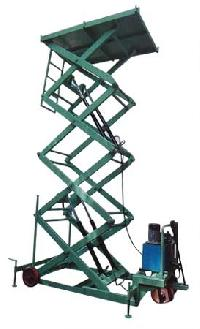 Hydraulic Mounted Scissor Lift Table