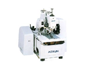 Automatic eyelet button hole Machine