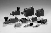 hydraulic fluid control valves