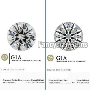 GIA Certified Loose Diamonds