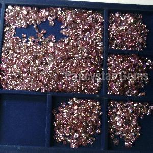Pink Color Loose Diamond  06
