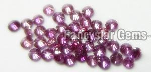 Pink Color Loose Diamond  08