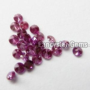 Pink Color Loose Diamond  09