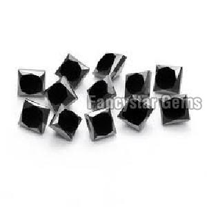 Princess Cut Natural Loose Diamond 01