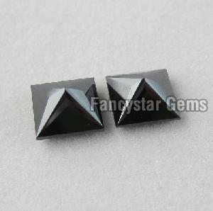Princess Cut Natural Loose Diamond 03