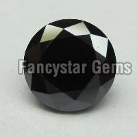 Round Black Diamond