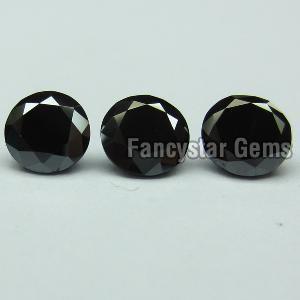 Round Black Diamond 17