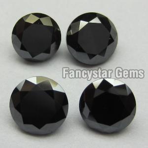 Round Black Diamond 19
