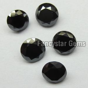 Round Black Diamond 21