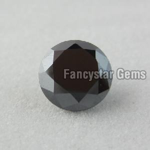 Round Black Diamond 24