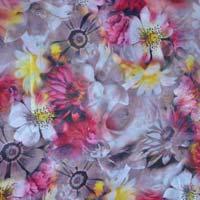 Georgette Digital Printed Fabric 02