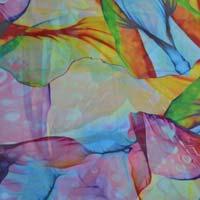 Georgette Digital Printed Fabric 05