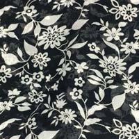 Georgette Printed Viscose Fabric 04