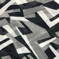 Georgette Printed Viscose Fabric 05