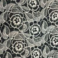 Georgette Printed Viscose Fabric 07