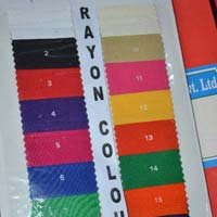Plain Dyed Fabric 01