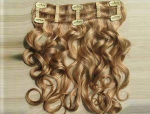 Hair Extension Clips 01