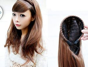 Hair Extension Clips 07