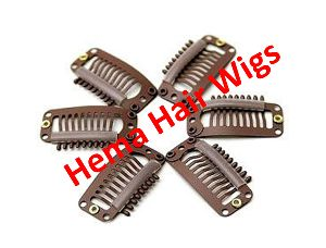 Hair Extension Clips 09