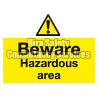 HAZARDOUS AREA SERVICES