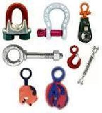 Industrial Lifting Equipment, Pulleys, Hoists
