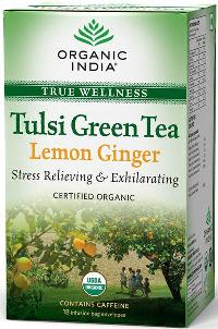 Organic Herbal Ayurvedic Ginger Tea