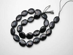 Agate Flate Oval Beads