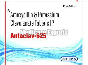 Antaclav-625 Tablet