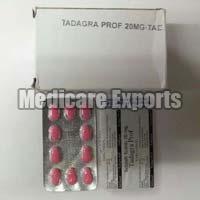 Tadagra Prof Tablets