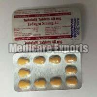 Tadalafil Tablets (40mg)