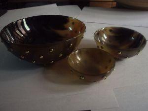 30447 Horn Bowl