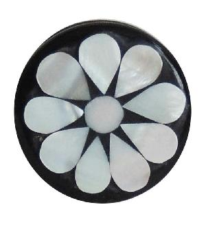 DK-MOP0# 29924 Mother Of Pearl Door Knobs