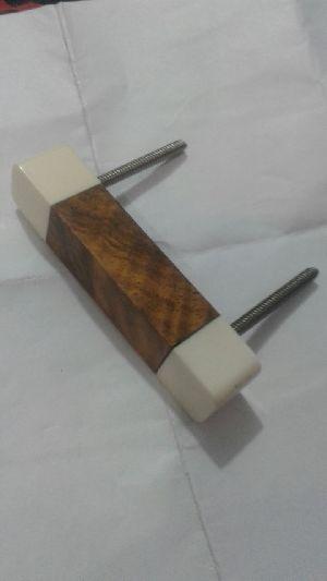 DK-RSN0# 29932 Wood & Resin Door Knob