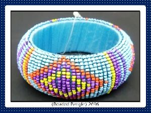 FJ-BB0# 30036  Beaded Bangles