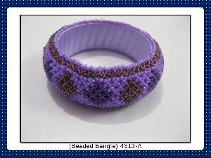 FJ-BB0# 30038  Beaded Bangles