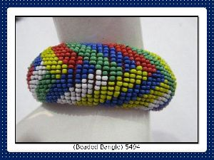FJ-BB0# 30039  Beaded Bangles