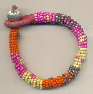FJ-BBR0# 30115 Beaded Bracelet