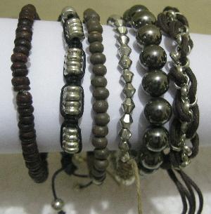 FJ-BBR0# 30117 Beaded Bracelet
