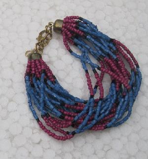 FJ-BBR0# 30119 Beaded Bracelet
