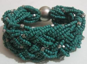 FJ-BBR0# 30120 Beaded Bracelet