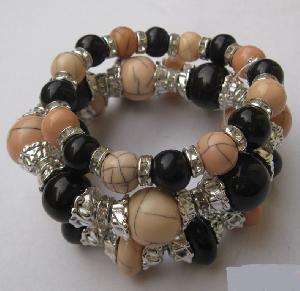 FJ-BBR0# 30121 Beaded Bracelet