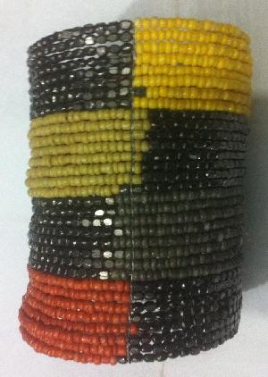 FJ-BBR0# 30123 Beaded Bracelet